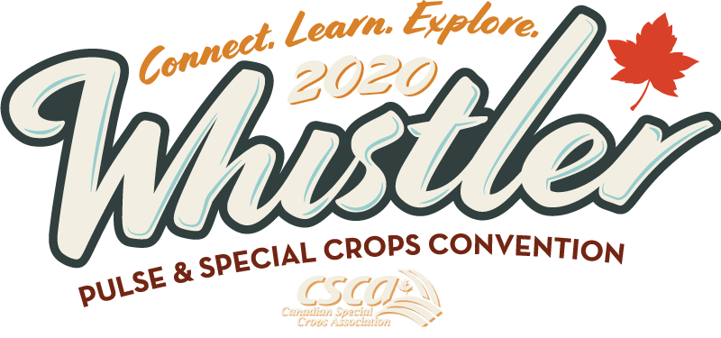 Pulse & Special Crops Convention • Whistler 2020